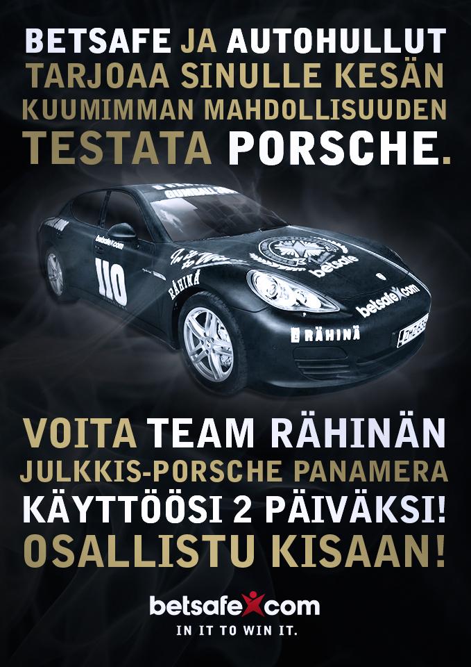 Porsche juliste