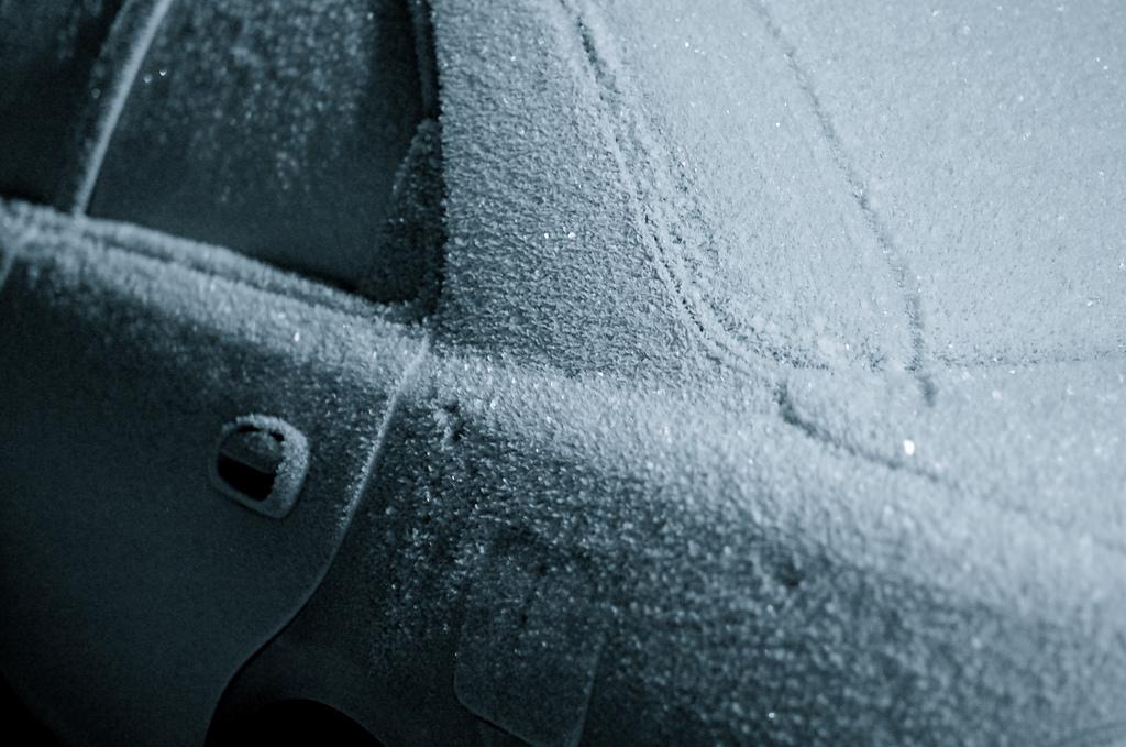 frozencar
